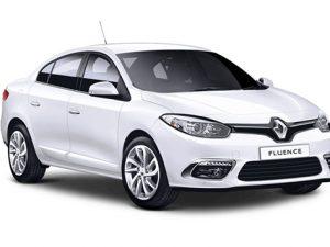 Renault Fluence (Otamatik)