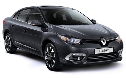 Renault Fluence (Manuel)