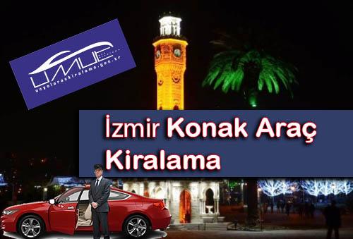 İzmir Konak Araç Kiralama