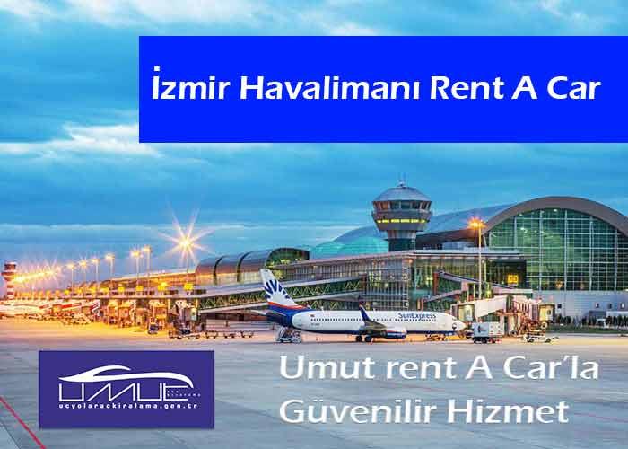 İzmir Havalimanı Rent A Car